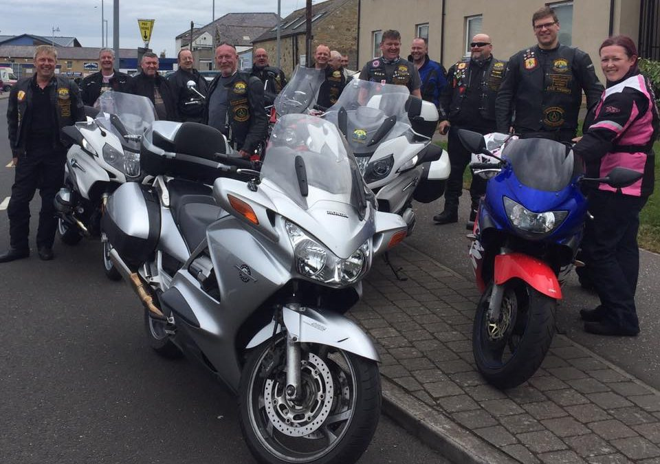 """Seahouses """"RideOut"""" – Sunday 21st May 2017"""