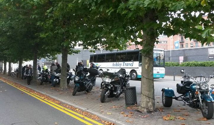 """Royal Armouries Leeds """"Ride Out"""""""