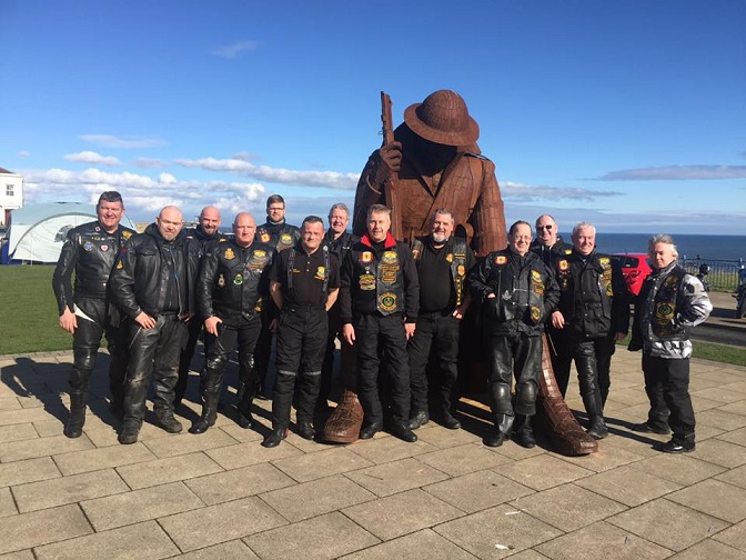 First RideOut of 2017 – Tommy